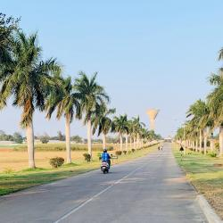 The grounds of ICRISAT who hosted the TIGR2ESS General Assembly