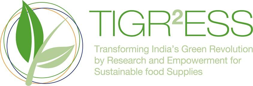 Transforming India's Green Revolution by Research and Empowerment for Sustainable food Supplies
